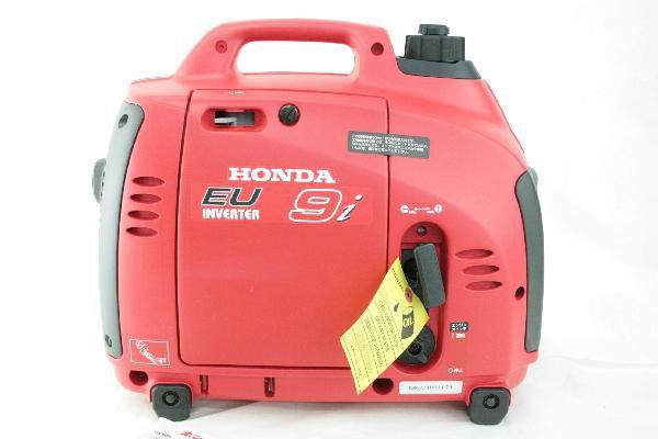 ホンダ インバーター 発電機 HONDA EU9i 未使用品65000