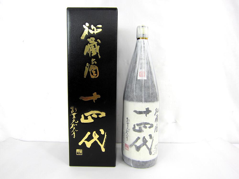 純米大吟醸熟成 秘蔵酒 十四代 1.8L