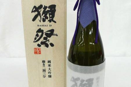 日本酒の定番となりつつある獺祭! 人気の秘密とは?