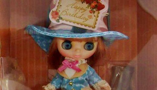 帽子がキュート♡なプチブライス、バースディパーティサプライズちゃんをお迎えしました!