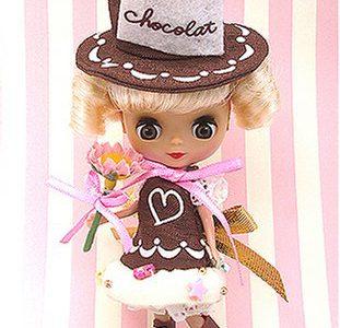 『ブライス買取専門店みっけ』とーっても甘~い雰囲気♡♡♡プチブライス セントショコラヴちゃんをお迎えしました~!