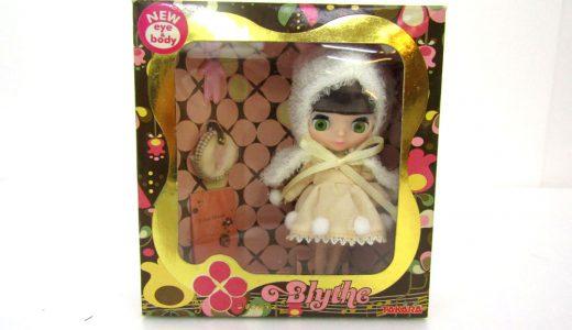 『ブライス買取専門店みっけ』ウサギの耳付きケープが可愛い♡プチブライス ベルベットメヌエットちゃんをお迎えしました~!
