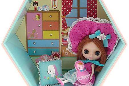 『ブライス買取専門店みっけ』昭和チックな小物が可愛らしい♡プチブライス ベイビーポニーズ リトルロッジちゃんをお迎えしました~!