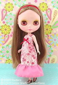 『ブライス買取専門店みっけ』ラブリーピンクのワンピが可愛い♡ネオブライス プリマドーリーウィンサムウィローちゃんをお迎えしました~♡