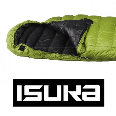 イスカ ISUKA 日本のアウトドアブランド シュラフ 買取