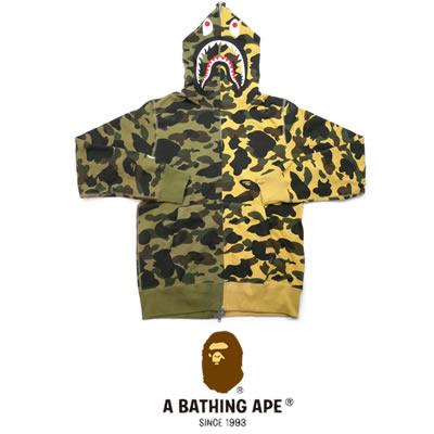 アベイシングエイプ A BATHING APE