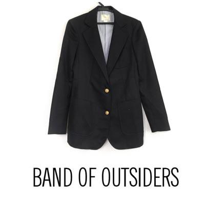 バンドオブアウトサイダーズ Band of Outsiders