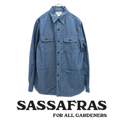 ササフラス SASSAFRAS