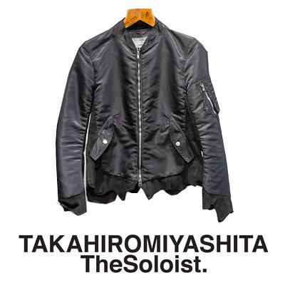 タカヒロミヤシタザソロイスト TAKAHIRO MIYASHITA The SoloIst.