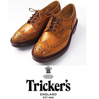 トリッカーズ TRICKER'S