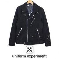 ユニフォームエクスペリメント uniform experiment
