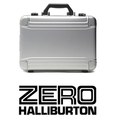 ゼロハリバートン ZERO HALLIBURTON
