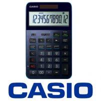 カシオプレミアム電卓S100 S100-BU