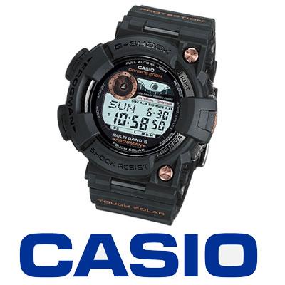 カシオG-SHOCKフロッグマンGWF-T1000BS