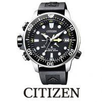 シチズンの腕時計、エコドライブ搭載のプロマスターを買取強化中です!