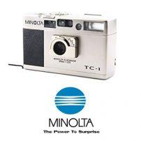 人気のミノルタTC-1カメラを買取しています!