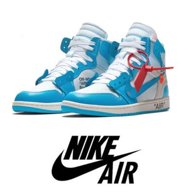 NIKE OFF-WHITE × AIR JORDAN 1