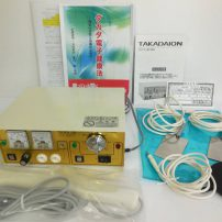 電子治療器タカダイオンtk-2211の買取について