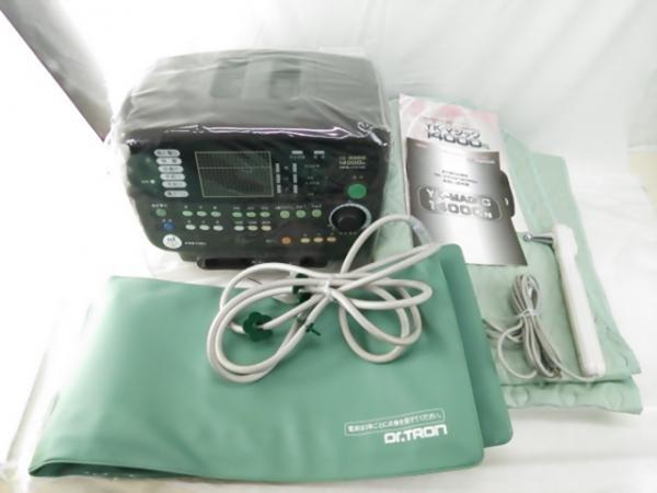 高圧電位出力と温熱効果で健康維持に役立つ買取可能なドクタートロンYK-マジック14000N