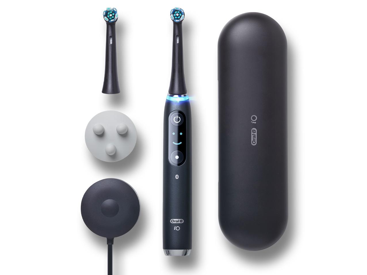 電動歯ブラシ【ブラウン オーラル BiO9 IOM92B22ACBK】の買取を強化中です。