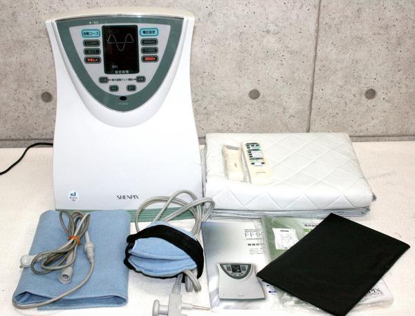 フジ医療器のシェンペクス FF9000を買取しております