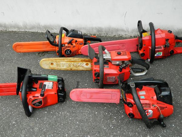 工具虎の巻 その3 エンジンチェーンソーのオススメメーカー