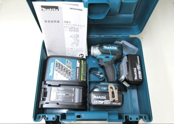 ここがすごい!! 電動工具 ソフトインパクトドライバ  マキタ TS141DRGX