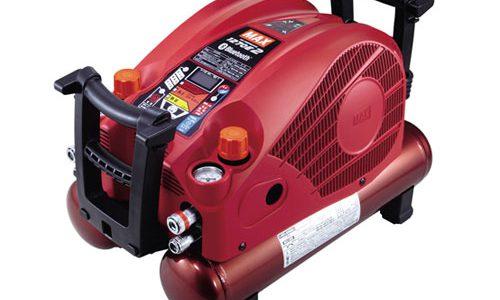 マックス電動工具のコンプレッサー、AK-HH1270E2の利便性
