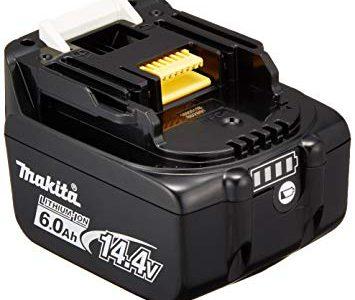 電動工具に必要不可欠なバッテリーに新風を送る、小型・軽量・高容量の3つの特長を兼ね備えたマキタのバッテリーBL1460Bが登場