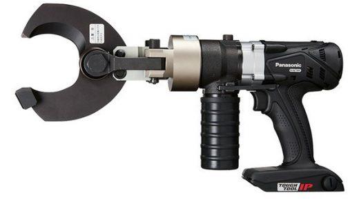 パナソニック製ケーブルカッターのEZ45A6K-Bはチェックしておきたい電動工具の1つ