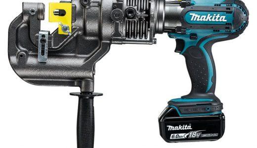 マキタの電動工具鉄筋パンチャーPP200DRGは優れた特徴を持つ!現場で大活躍間違いなしの理由をご紹介!