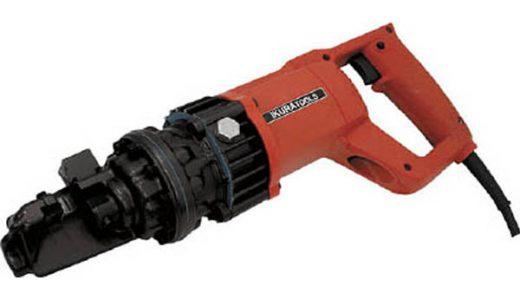電動工具買取専門店みっけ 育良精器(IKURA) の電動工具鉄筋カッター・パンチャー・圧着のスーパーミニカッターIS-MC13E