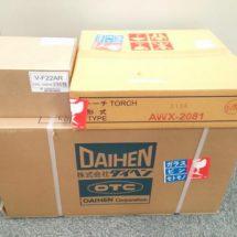 ダイヘン TIG MINI200PⅡ+トーチ+調整器 セット 未開封品