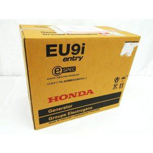 HONDA EU9i entry インバーター発電機