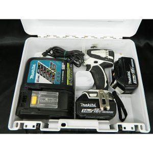 マキタ TD146DX2W 充電式インパクトドライバ