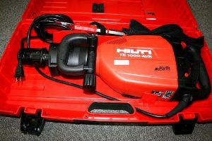 HILTI 電動ハツリ機 TE1000-AVR