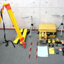 トプコン パルストータルステーション GPT-7005 測量機セット