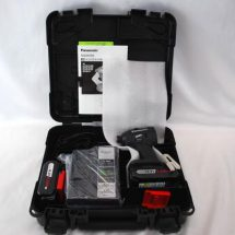 Panasonic 充電インパクトドライバー 14.4V EZ75A7LS2F-B 未使用