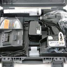 ◎日立工機 コードレスインパクトドライバ WH14DBEL 黒 未使用品