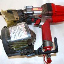 マックス 高圧コイルネイラ スーパーネイラ HN-90 エア釘打機