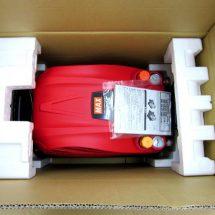 マックス 高圧エアコンプレッサ AK-HL1270E 赤 未使用品