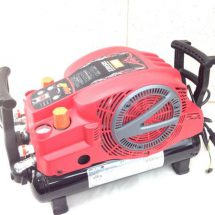 ◎高圧エアコンプレッサ MAX 1250E2 レッド 中古品