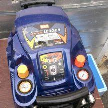 ◎高圧エアコンプレッサ AK-HL1230E2 中古品