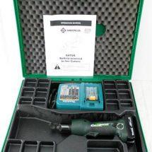 ◎GREENLEE 電動油圧カッター ETS8L ケース付き 中古品