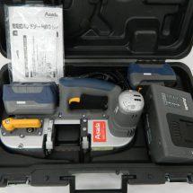 Asada 充電式バンドソー H60Eco BH060 2015年製 中古品
