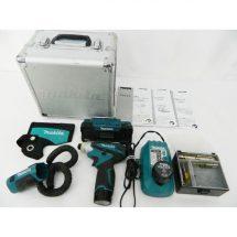 マキタ 充電式インパクトドライバ TD090 ハグハグライト 充電式ラジオセット CK1002SP 充電器・バッテリ付