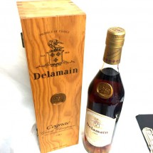 Delamain デラマン グランドシャンパーニュ 木箱付