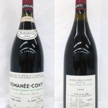 DRC ロマネコンティ 1989 750ml