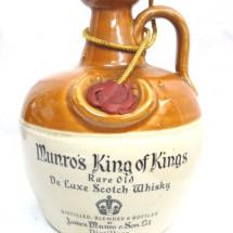 マンローズ キングオブキングス 陶器ボトル