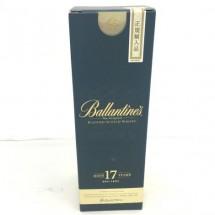バランタイン 17年 スコッチ 700ml 40% 未開封品
